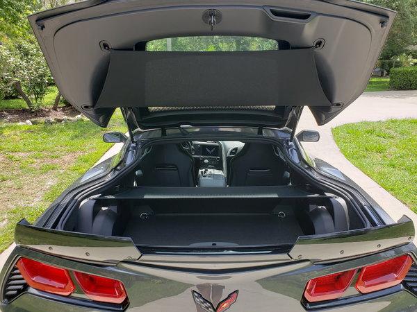 2017 Chevrolet Corvette Grand Sport 2dr Coupe w/2LT  for Sale $56,500
