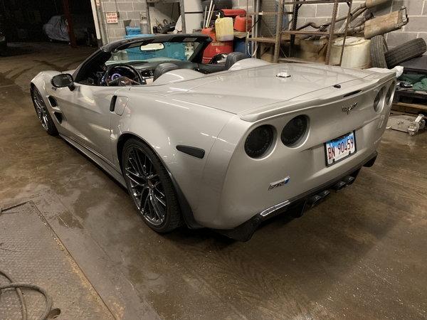 Corvette C6 For Sale >> Zr1 C6 Corvette Conv 800hp For Sale In Palatine Il Price 36 000