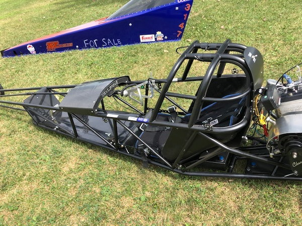 """2008 Halfscale- 18"""" Outlaw Car -   for Sale $12,500"""