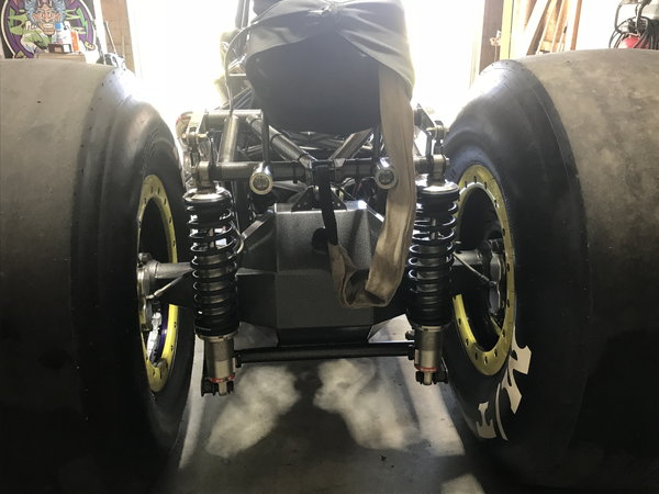 2002 cressman 4 link dragster  for Sale $19,000