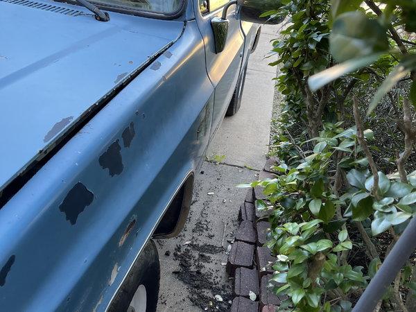 1986 Chevrolet C10  for Sale $500