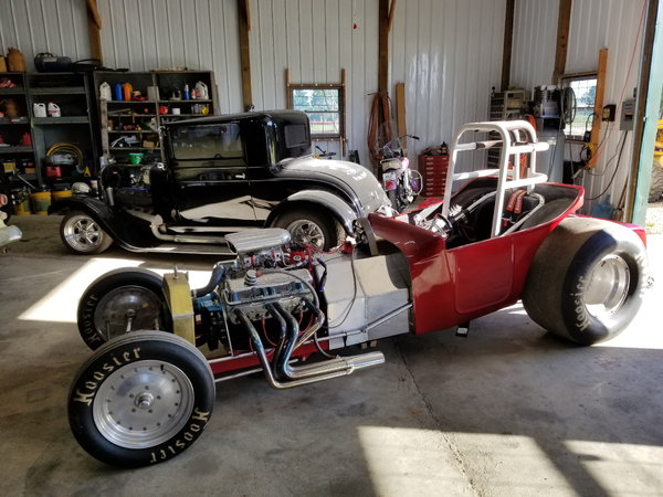 23-T Altered  for Sale $10,500