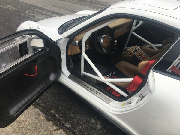 2012 Carrera GTS 997.2 Race Car  for Sale $79,930
