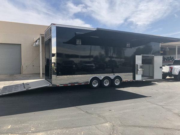 Beautiful Renegade stacker trailer  for Sale $85,000