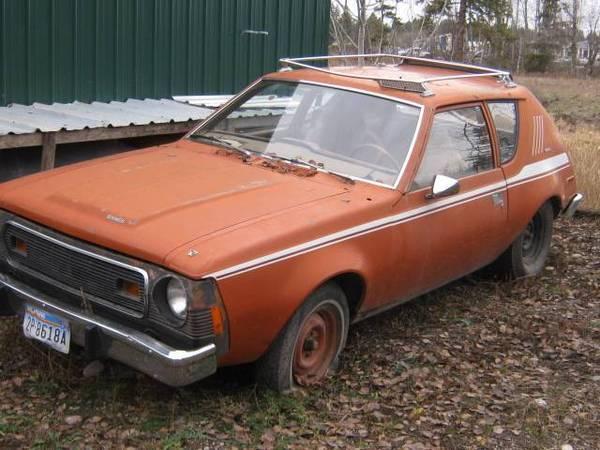 1974 American Motors Gremlin  for Sale $1,800
