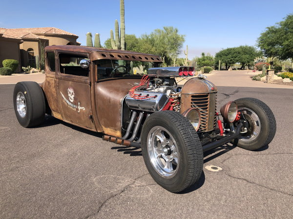 1927 Ford Rat Rod  for Sale $32,000