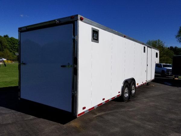 36' Hurricane gooseneck trailer  for Sale $19,500