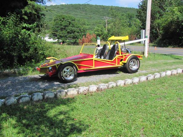 1973  VW Rail Buggy