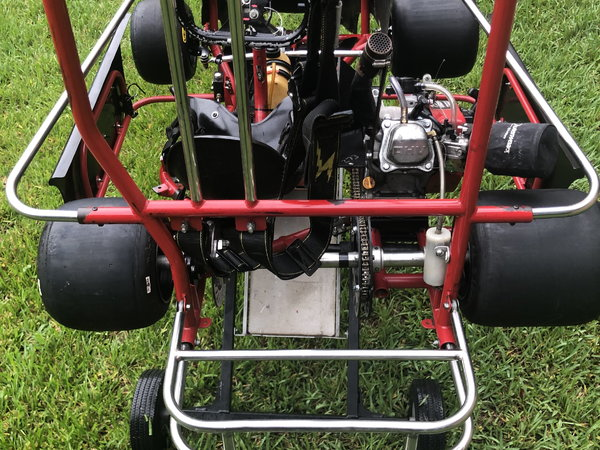 Jr Champ Kart  for Sale $500