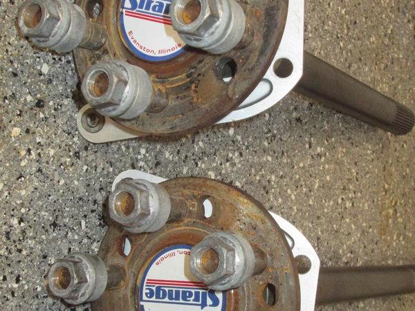 "9"" Ford Strange Axles  for Sale $375"