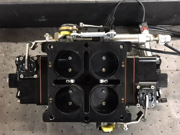 COMPLETE APD MAXSPEED GAS CARB AND FUEL SYSTEM  for Sale $2,500