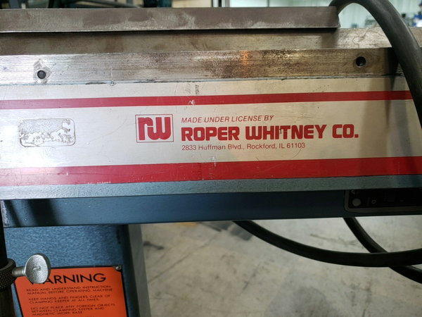 ROPER WHITNEY MAGNABEND  for Sale $1,800