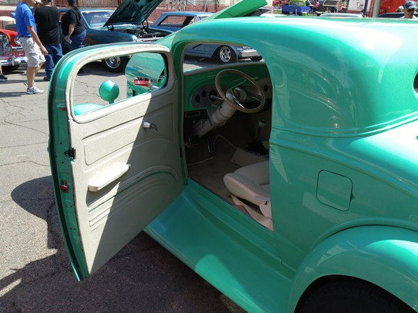 1934 Chevrolet 3 Window Master Coupe   for Sale $38,000