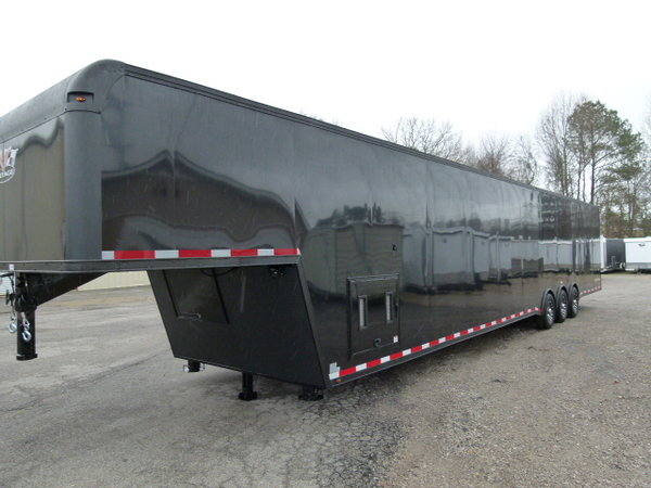 2020 50' VINTAGE PROSTOCK LOADED 2-CAR HAULER
