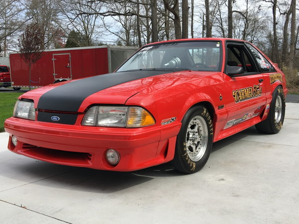 1988 Ford Mustang (Stock Eliminator L/M/N)