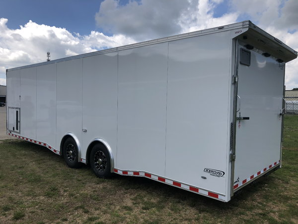 2019 Bravo STP 28' Tag Trailer  for Sale $18,999