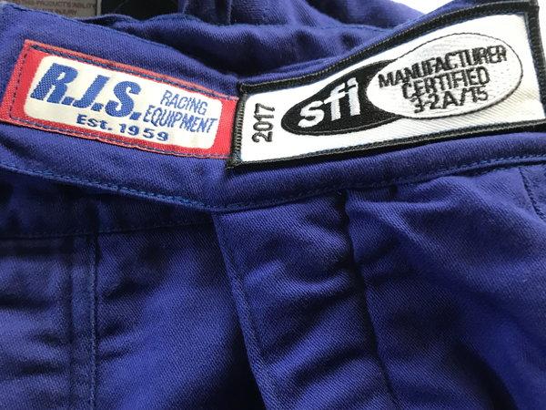 RJS 3-2A15 Jacket /Pants Racing Fire suit  for Sale $600