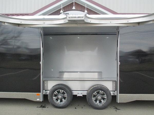 8.5' x 24' Quest X Enclosed Car Hauler  for Sale $38,250