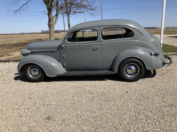 1937 Plymouth 2dr Sedan  for Sale $25,000