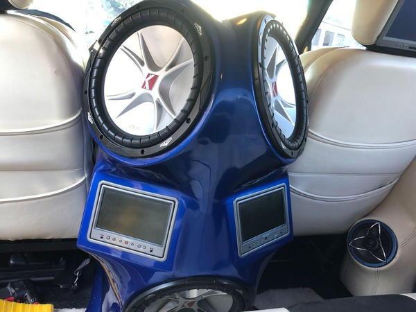 2005 Chevrolet Topkick *32 Kicker Speakers * 4x4