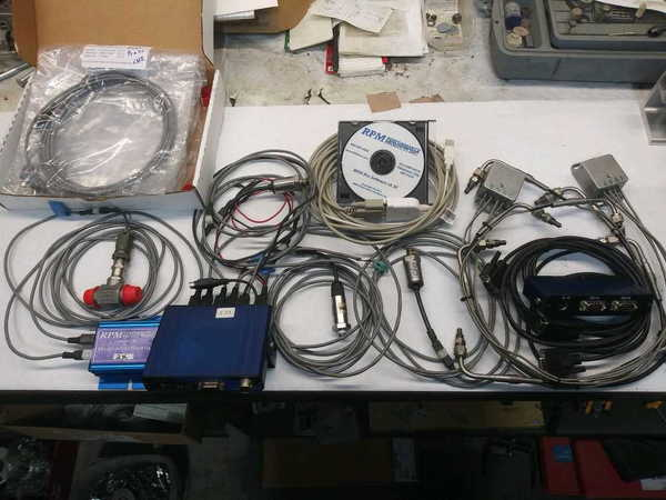 RPM Performance Data Logger  for Sale $1,500