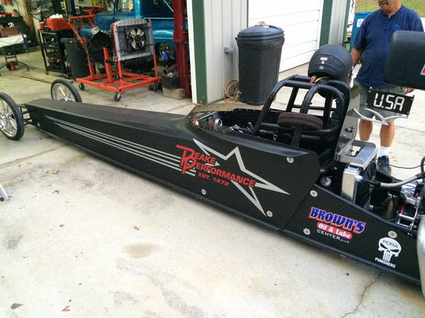 1995 Ed Quay Dragster REDUCED!!