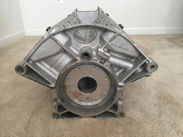 Chevy 2003 SB 3.5L IRL Engine Block Indy Motor Aluminum 15,0  for Sale $1,000