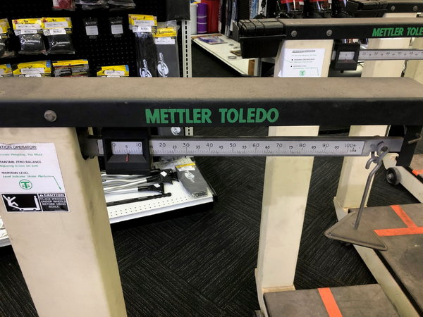 Mittler-Toledo Grain Scales  for Sale $800