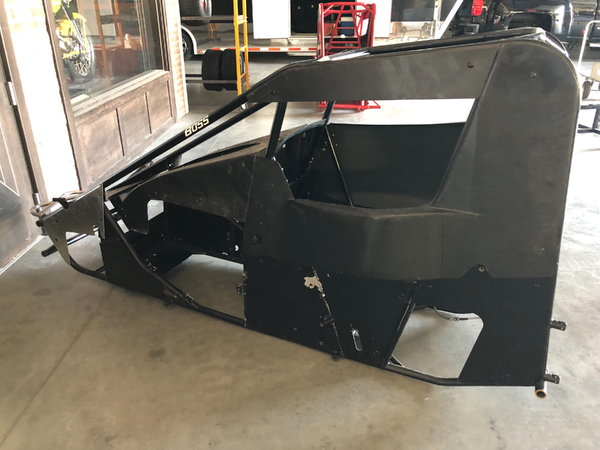 2015 Boss chassis and body