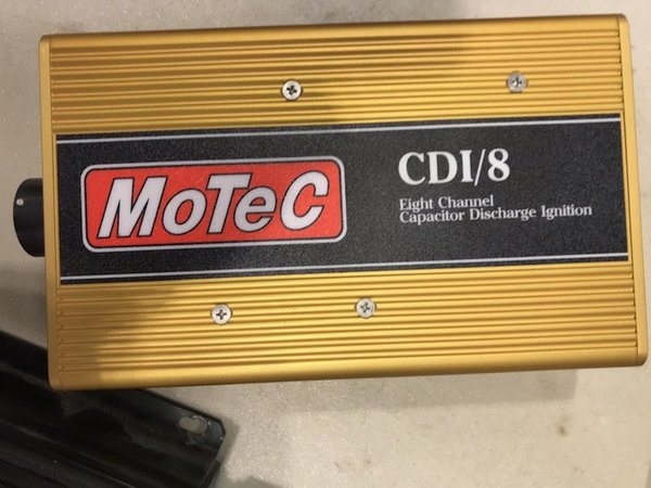 """Motec CDI8 Ignition Box """"NEW""""  for Sale $1,300"""