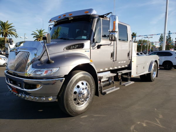 2014 International Crew Cab  for Sale $69,900