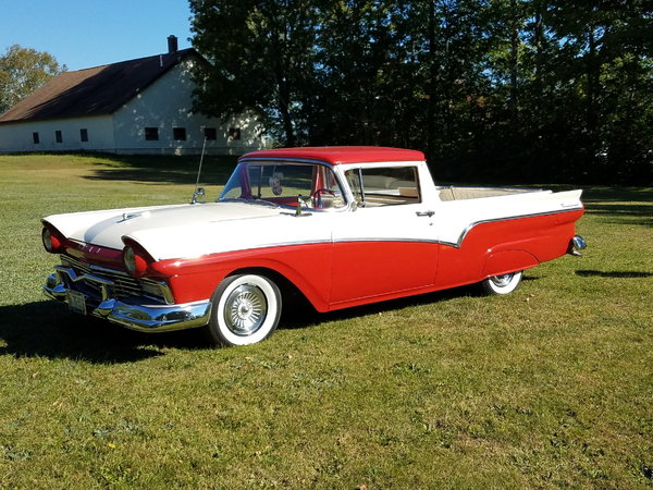 1957 Ford Ranchero  for Sale $24,500