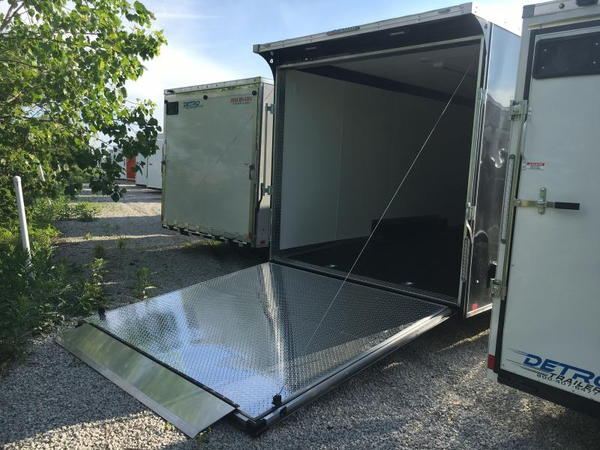 2019 United 8.5x24 Car/Racing Trailer  for Sale $14,050