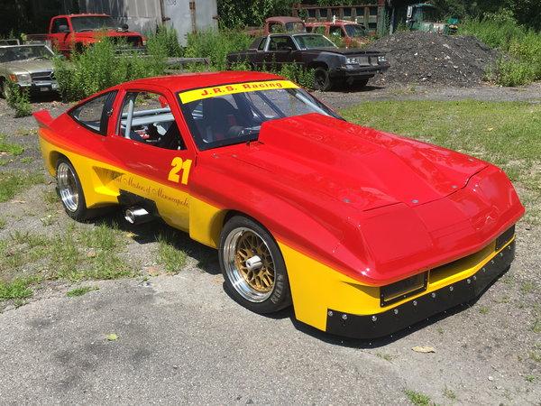 1979 Chevy Monza Trans Am Race Car  for Sale $220,000