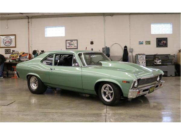 Chevy II Nova 1968  for Sale $58,900