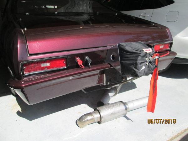 1970 NOVA S/ST S/GAS  for Sale $25,000