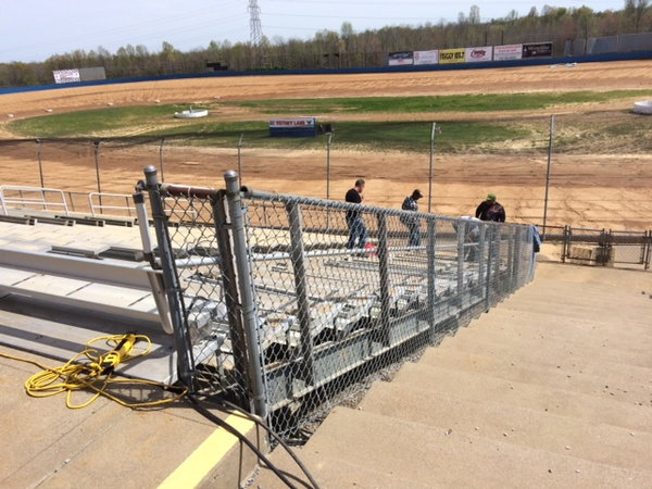 BUILDING A NEW TRACK FACILITY ?