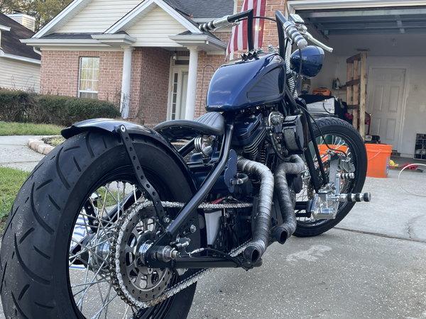 Harley Sportster 1200  for Sale $14,000