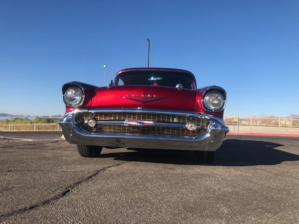 1957 Chevrolet Two-Ten Series  for Sale $89,500