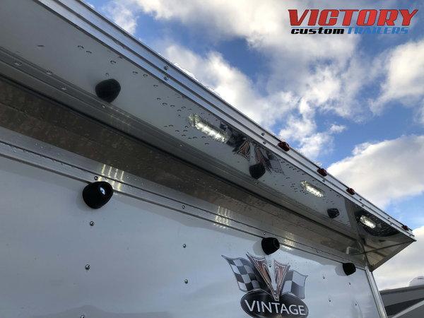 2019 Vintage 28' Race Trailer