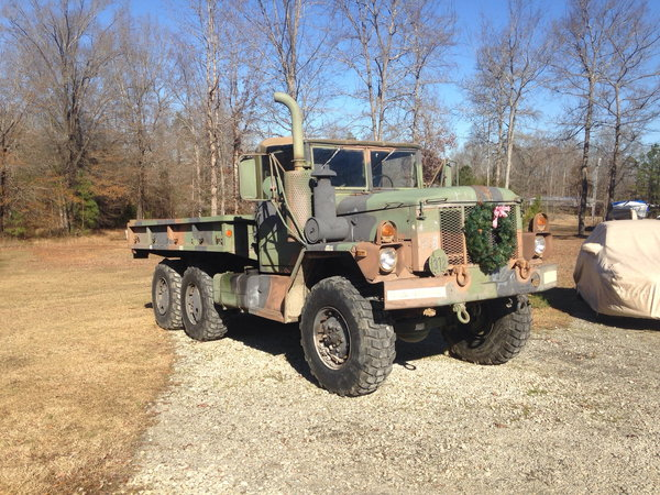 M35a3 Deuce And A Half For Sale In Lincolnton Ga Racingjunk