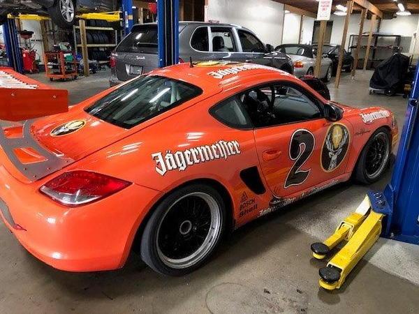 2010 Porsche Cayman S Interseries  for Sale $69,000