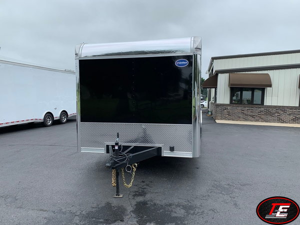 32' United Super Spread Axle Stage III Race Car Trailer  for Sale $24,495