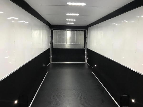 2019 United  8.5X32 Car/Race Trailer #5468
