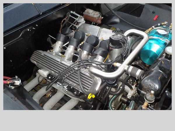 MEL 430 Lincoln hilborn injected fresh race engine   for Sale $10,500