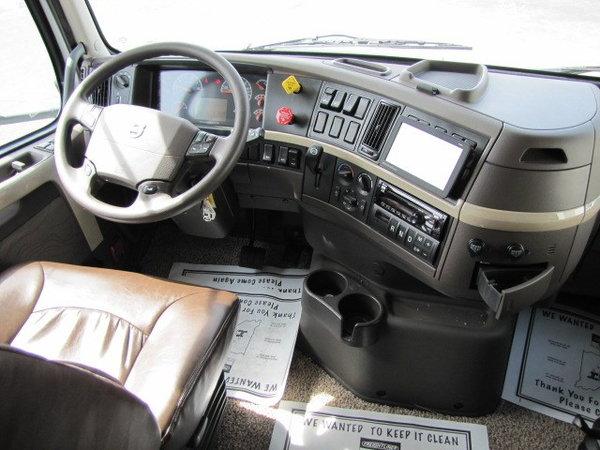 2018 Haulmark Edge 17S Volvo Chassis  for Sale $289,500