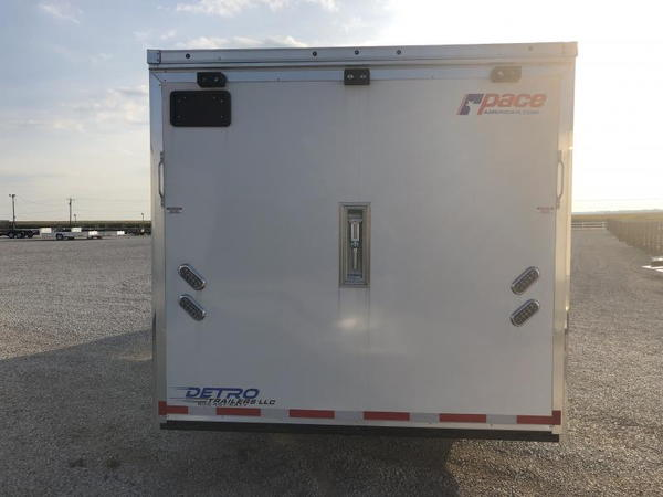 2019 Pace American 8.5x28 Car/Racing Trailer  for Sale $21,500
