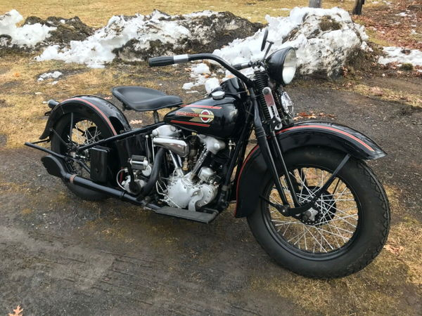 1937 Harley-Davidson Other  for Sale $39,000