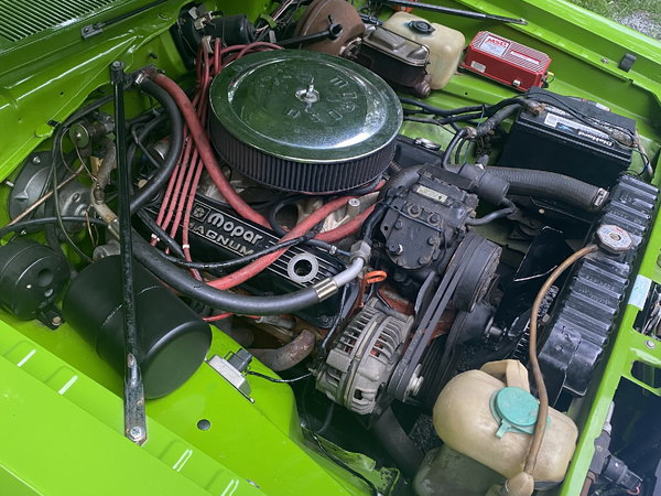 1974 Plymouth Duster  for Sale $25,000