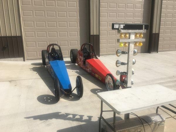 Drag Racing Simulators